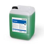 Detergente biológico para a prevenção de entupimentos em caixas de gordura