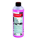 Detergente ácido para casas de banho com rótulo ecológico europeu.