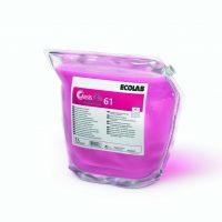 Detergente ácido para casas de banho.