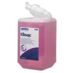 Espuma para uso frequente que melhora a higiene. Adquado para locais muito concorridos.